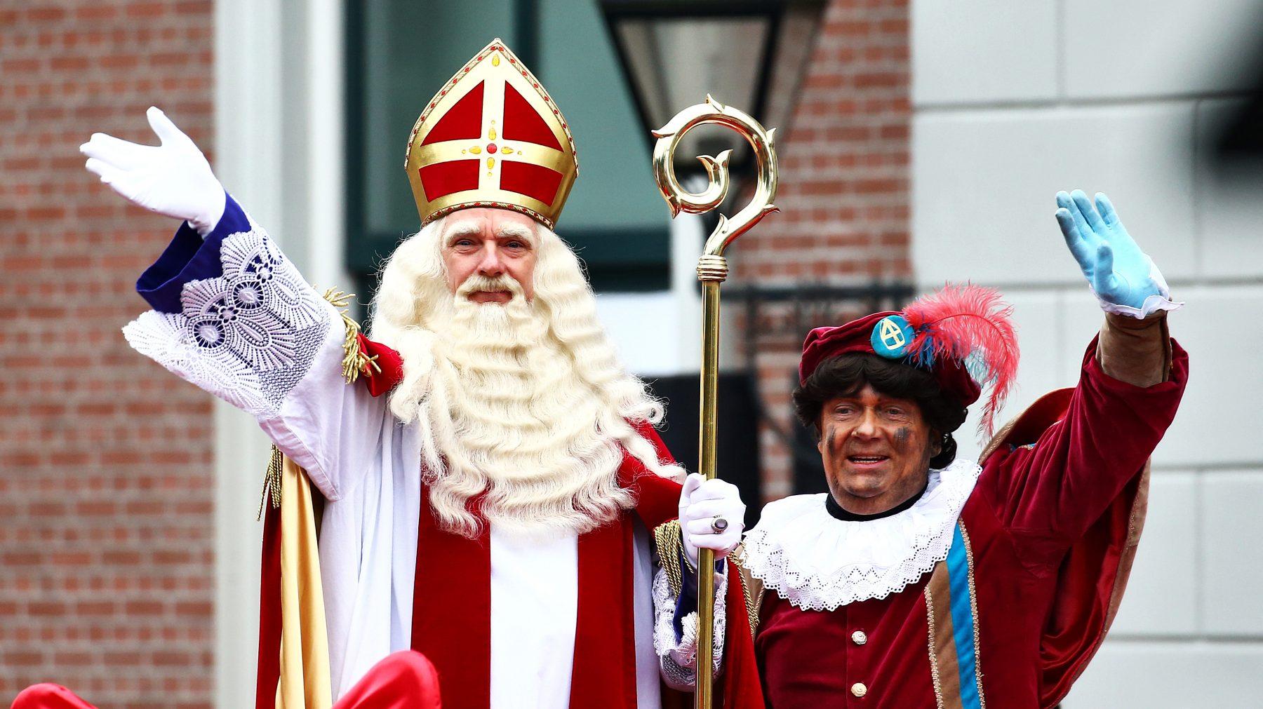 Sinterklaasintocht Apeldoorn