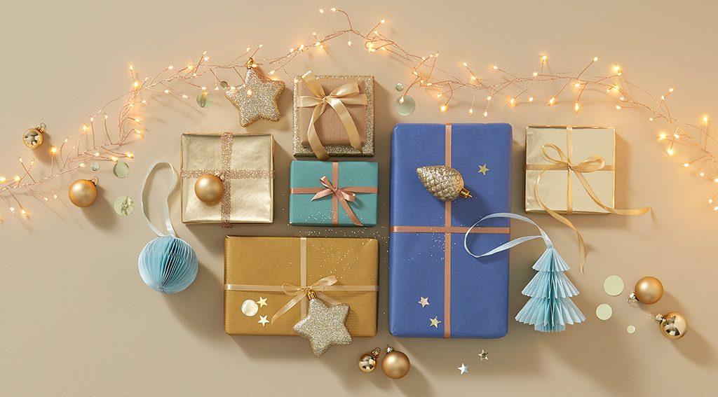 cadeaus voor de feestdagen
