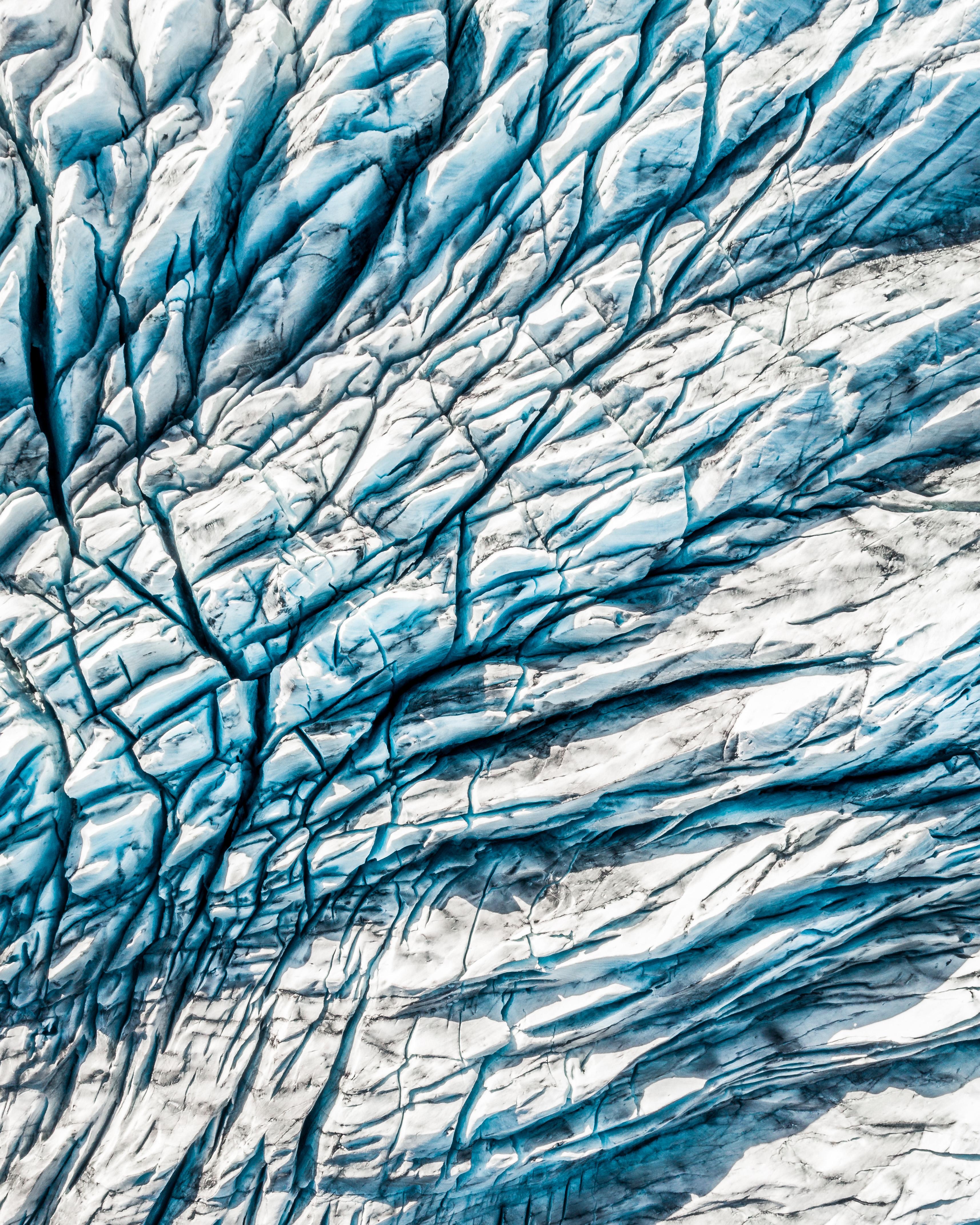 glacier iceland agora #blue2019
