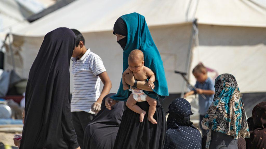 IS-kinderen toch niet teruggehaald