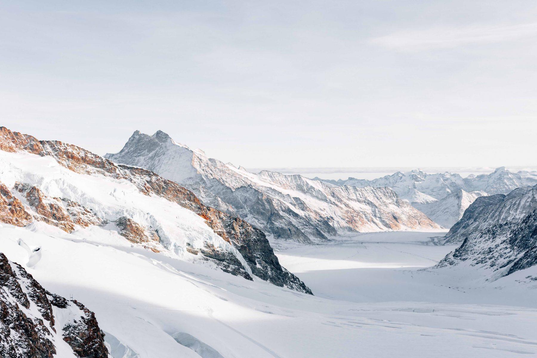 Twitter even stil door foto terminale jongen (19) in Zwitserse bergen