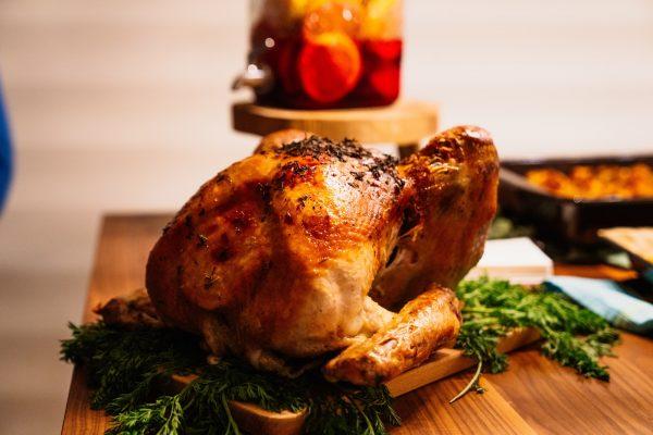 Thanksgiving Kalkoen