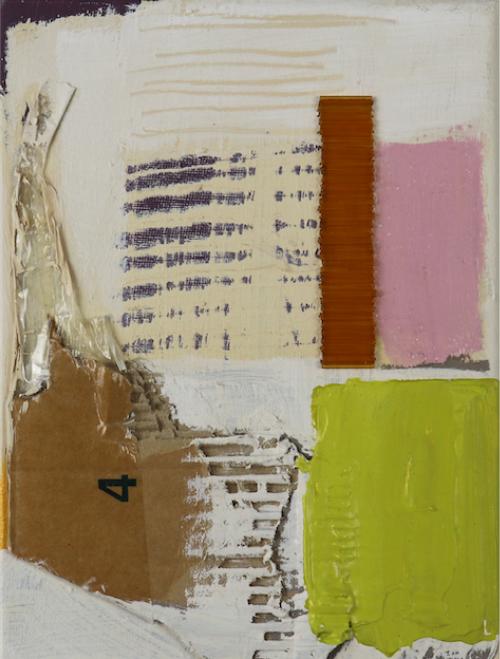 claes iversen schilderij expositie amsterdam mode