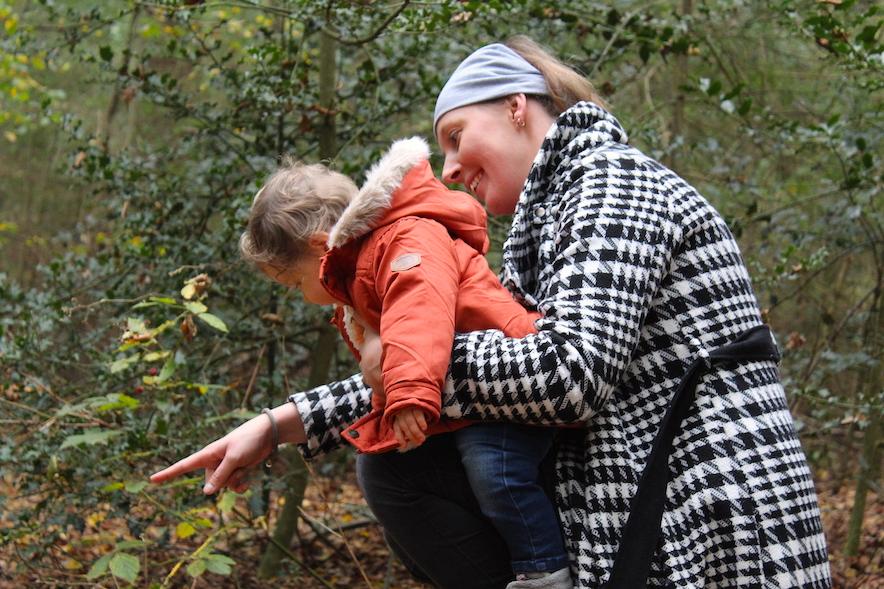 Renate en dochter Lieke, Renate is ongeneeslijk ziek kanker