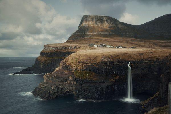 de Faeröer eilanden