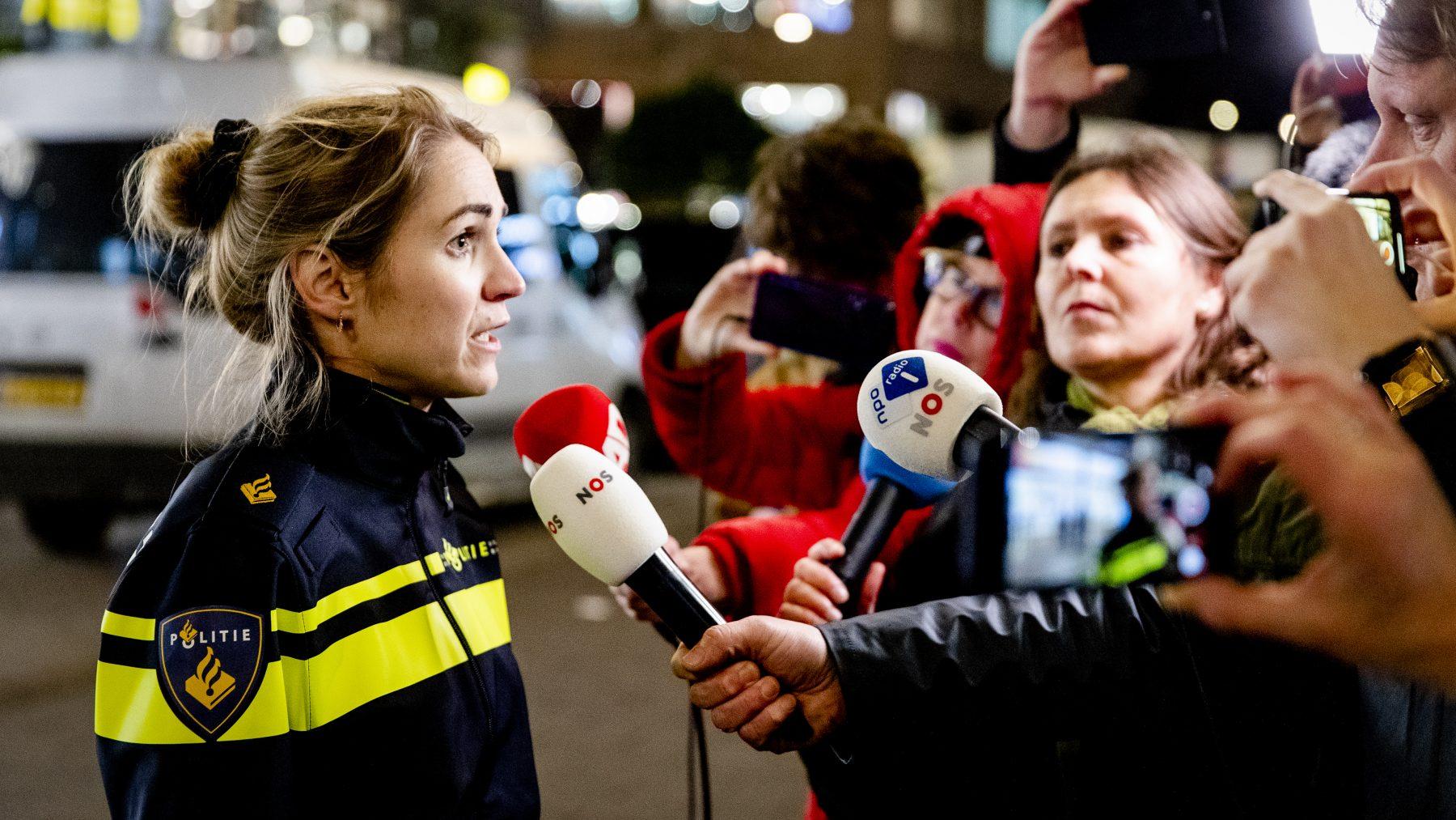 Den Haag steekpartij geen terroristisch motief