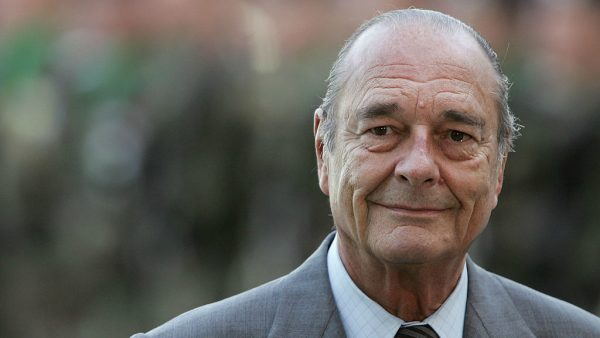 In 2019 overleed de voormalig Franse president Jacques Chirac.