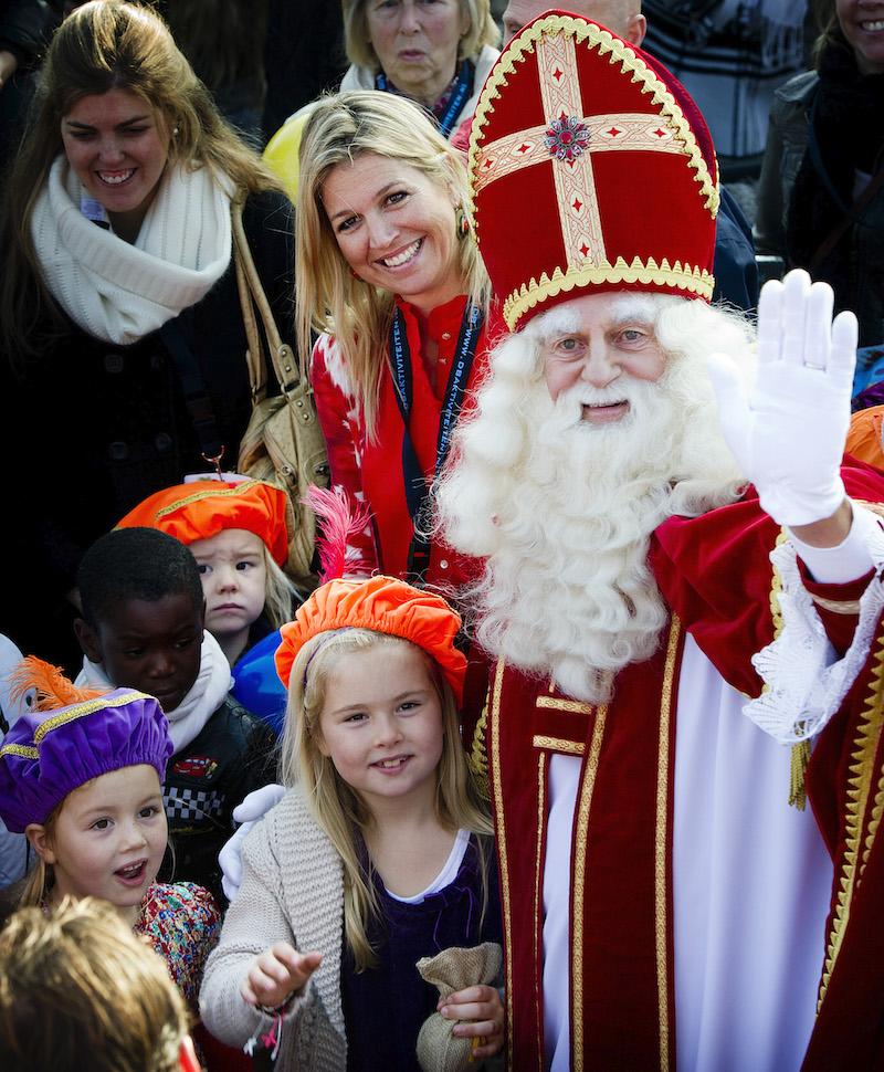 Willem-Alexander dochter