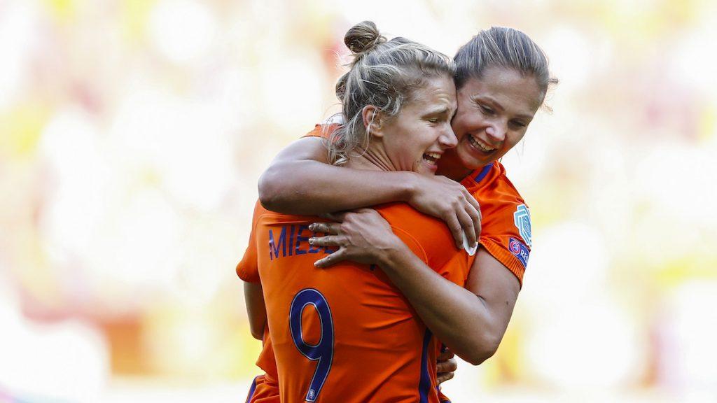 vrouwenvoetbal nederlands vrouwenelftal voetbal nos rechten ek 2021