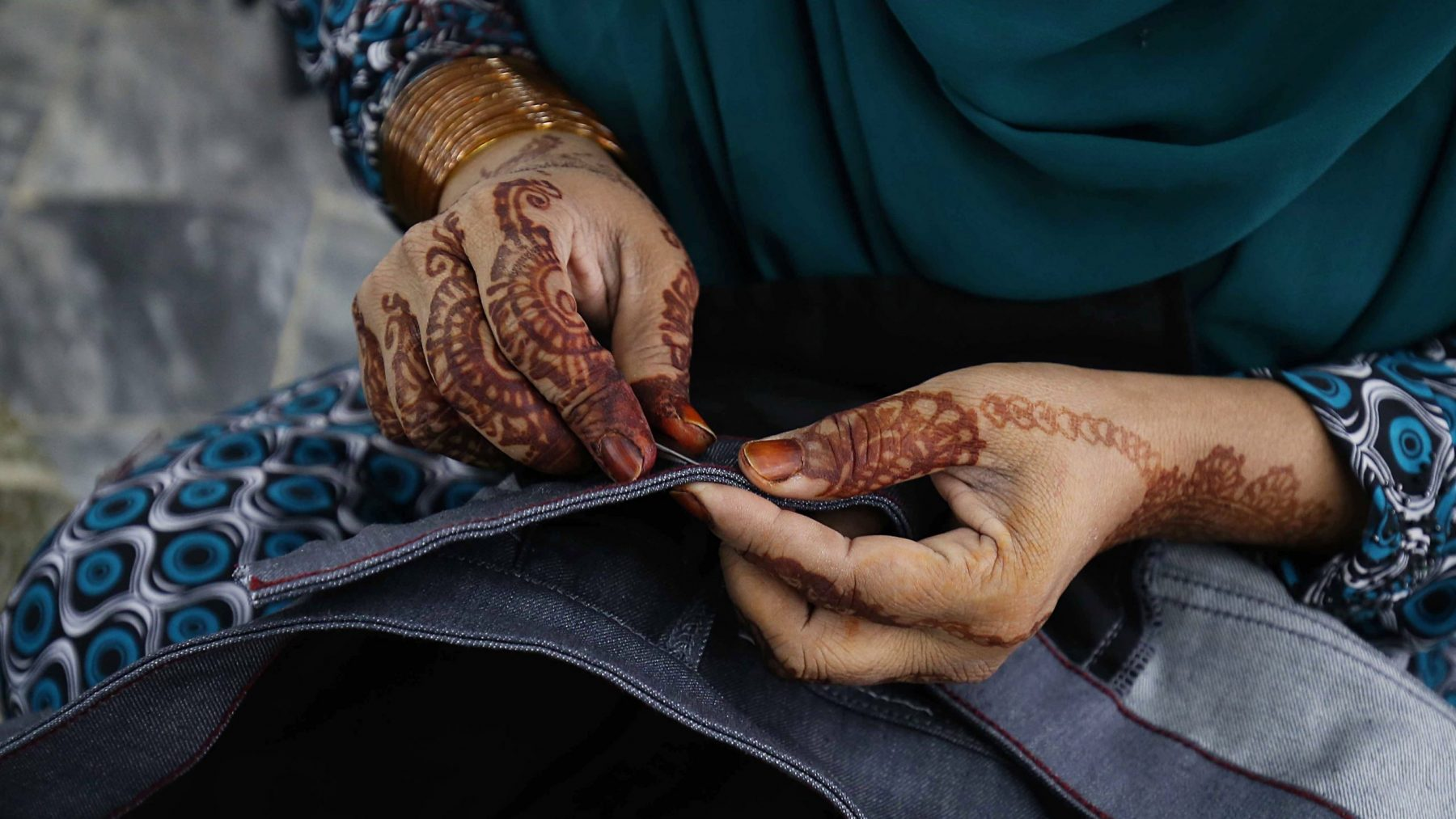 Ruim zeshonderd Pakistaanse meisjes als bruiden verkocht aan China