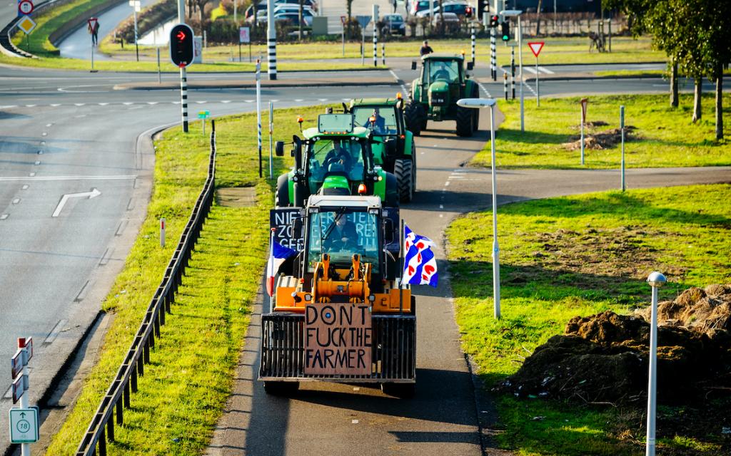 boerenprotest 18 december