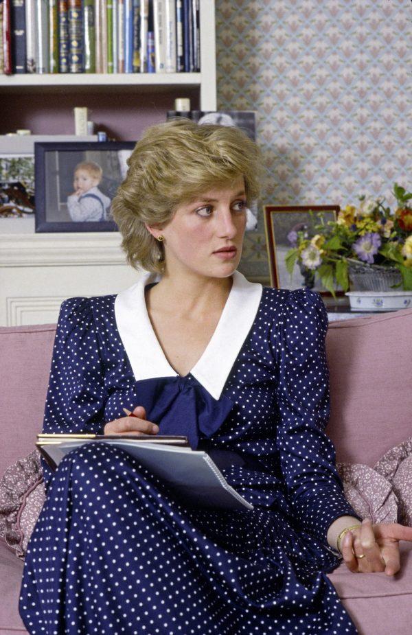 Kate ode aan wijlen prinses Diana