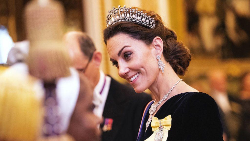 Kate Middleton ode aan wijlen prinses Diana