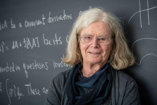 wiskundige Karen Uhlenbeck-2019
