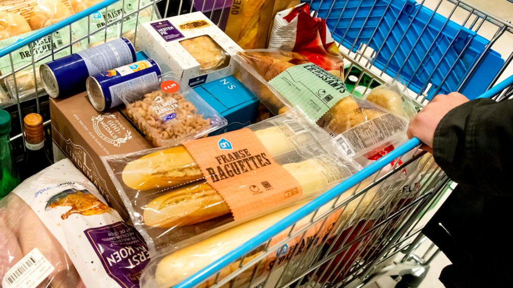 supermarkt ah dieven