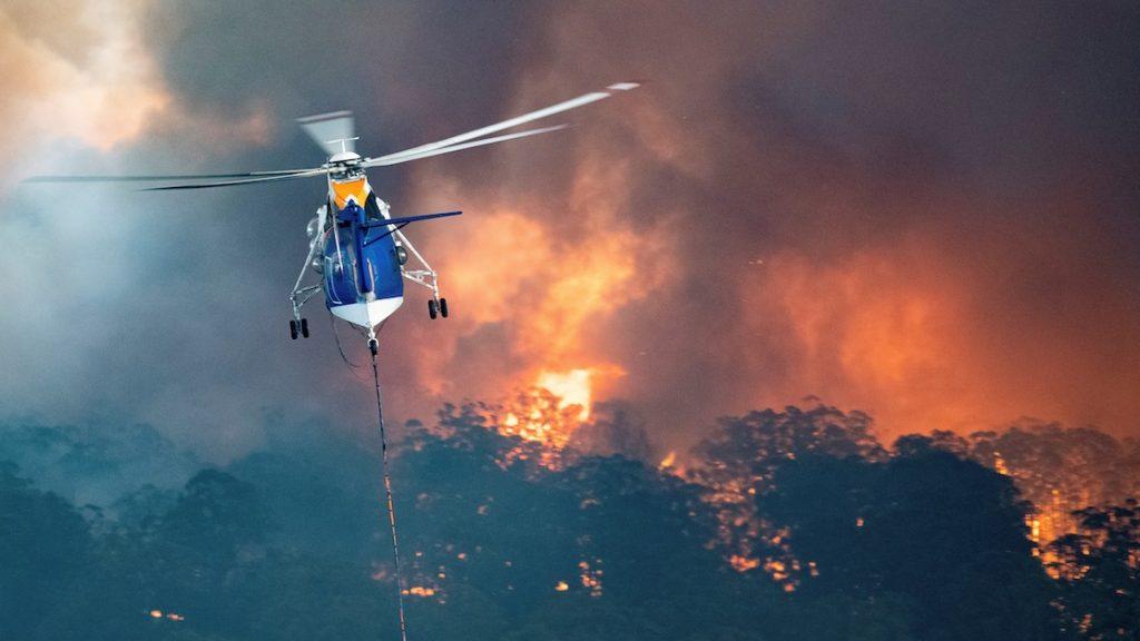 bosbranden australië evacuaties doden