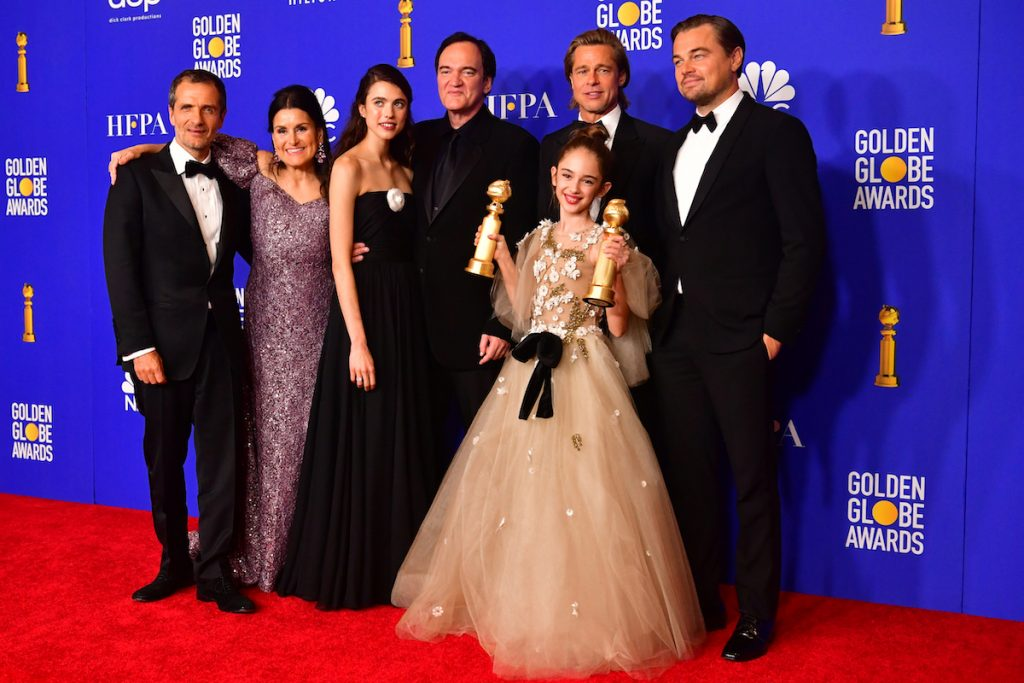golden globes hollywood award beste film acteur actrice serie
