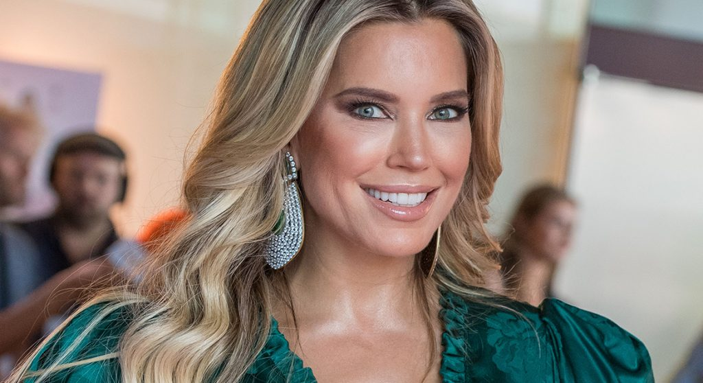 Sylvie Meis over trouwjurk