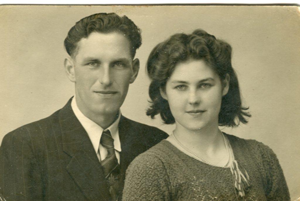 Lia's ouders