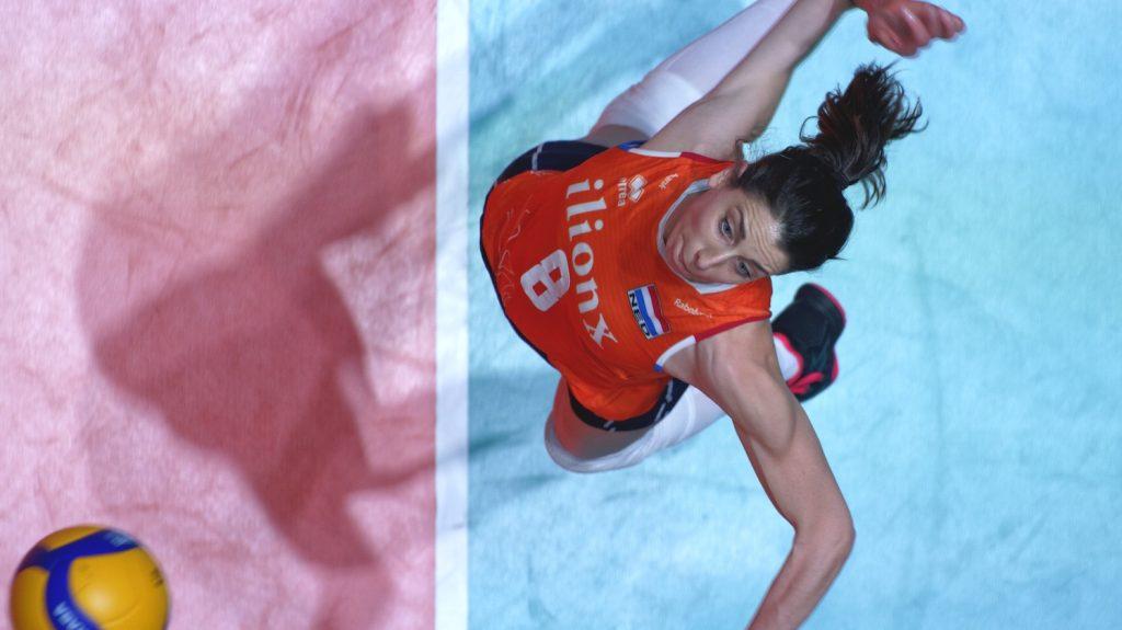 Volleybalvrouwen missen Olympische Spelen Tokio