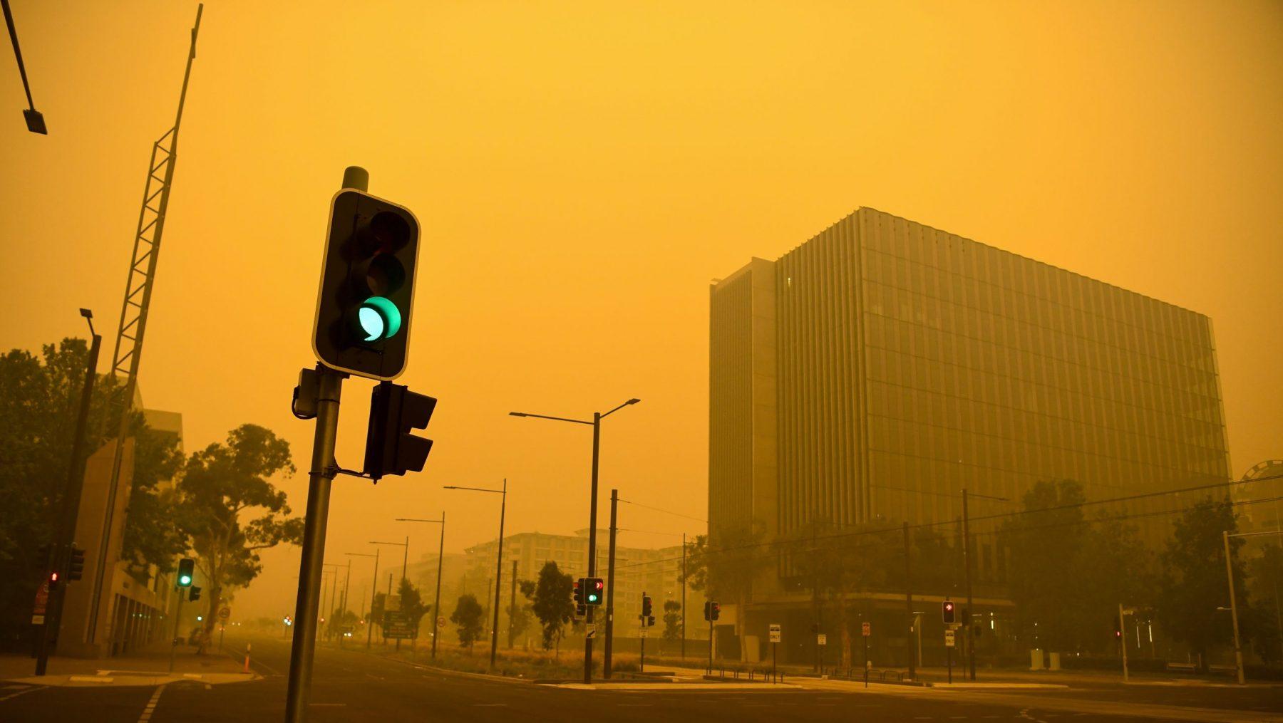 NASA: 'Rook Australische bosbranden gaat hele aarde rond