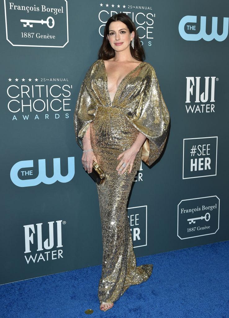 25th Annual Critics Choice Awards - Arrivals