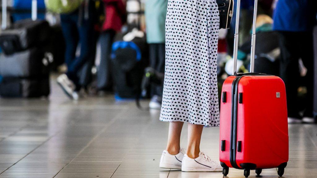 vliegtuig vliegreizen nederlanders vakantie reizen