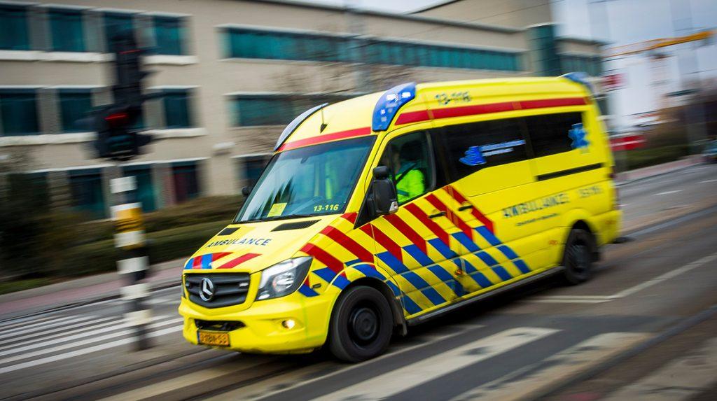 Man komt om het leven door ongeluk bij zijn huis in De Mortel
