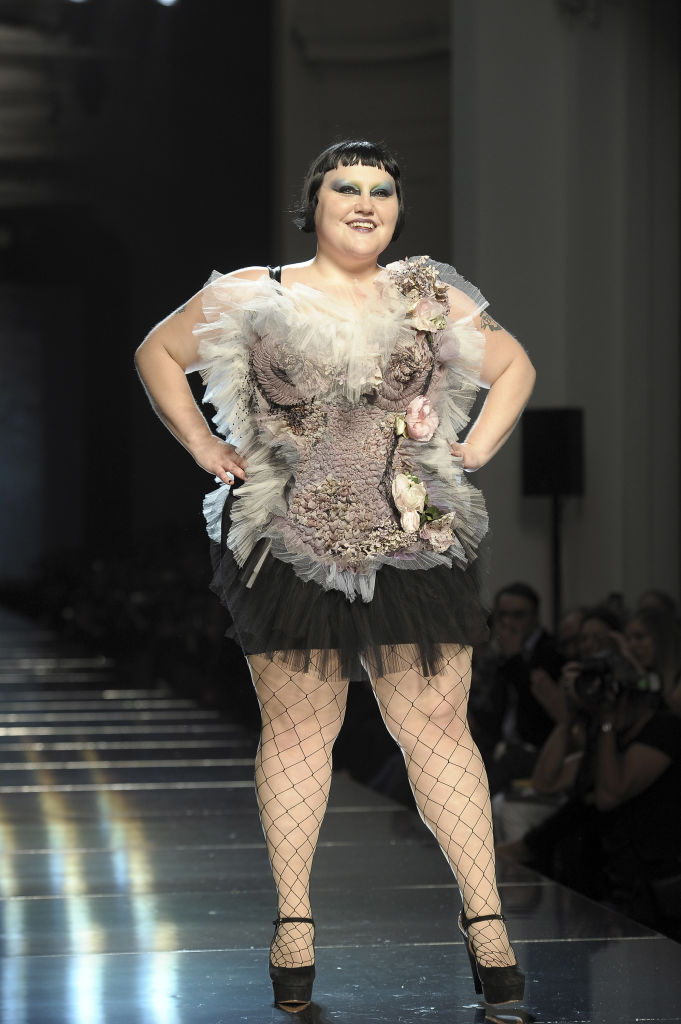 Jean Paul Gaultier - Paris Fashion Week Spring/Summer 2011 Runway