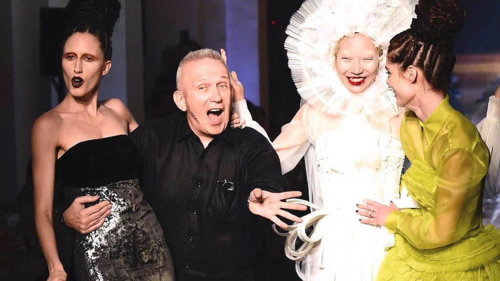 Franse modeontwerper Jean-Paul Gaultier gaat met pensioen