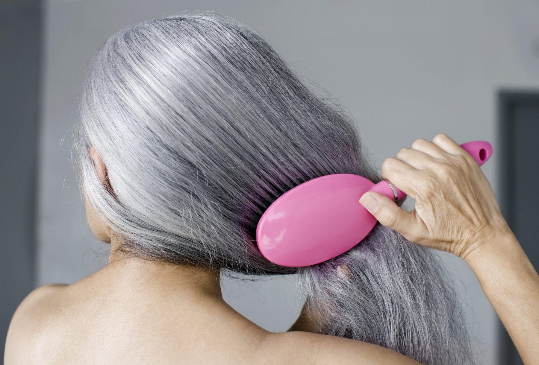 grijze haren stress onderzoek getty images