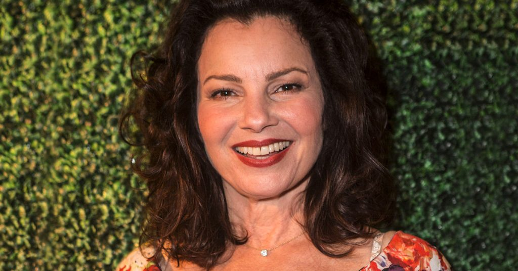 FRAN 'THE NANNY' DRESCHER OPEN OVER RELATIE MET VASTE SEKSPARTNER