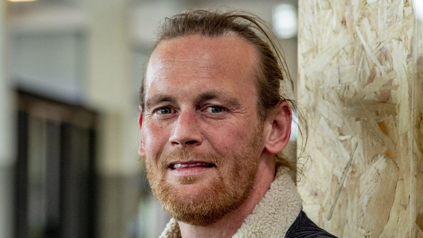 Patrick van der Jagt Het Rotterdam Project vriendin