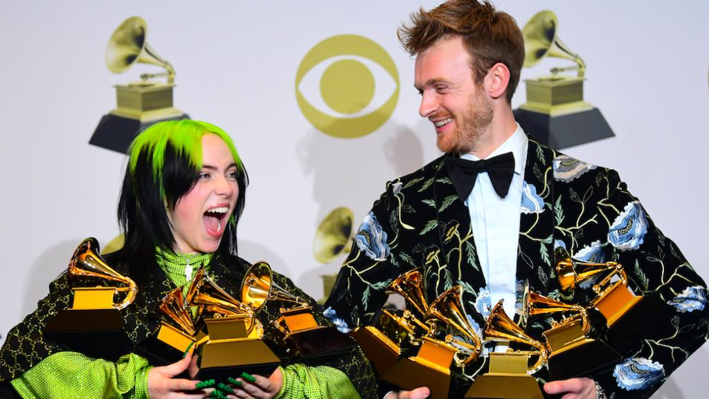 grammy awards billie