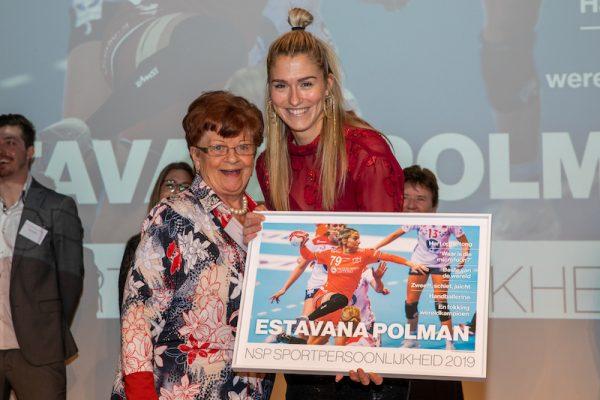 Estavana Polman wint prijs voor Sportpersoonlijkheid van het jaar