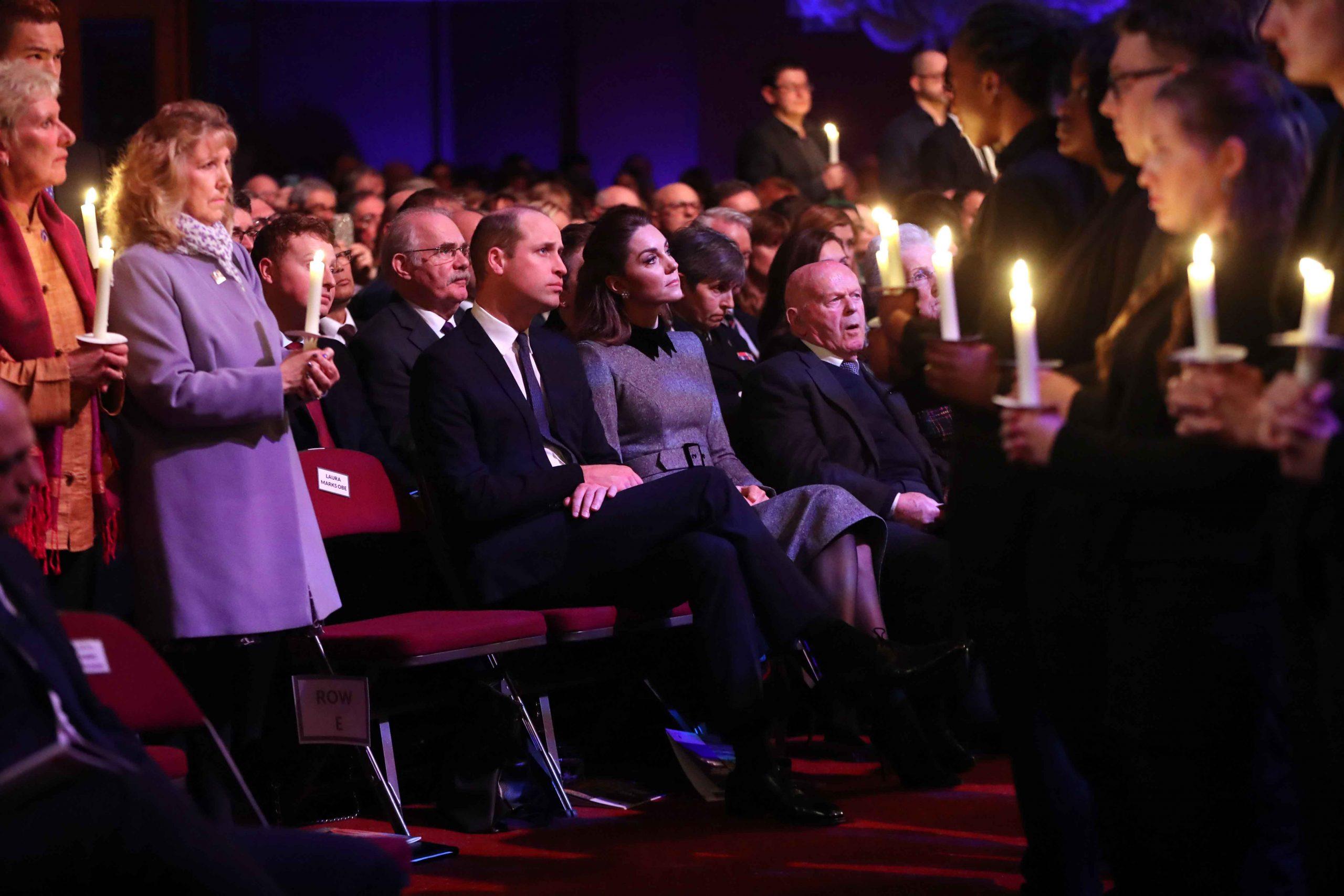 Kate-William-herdenking-Auschwitz-75-jaar-vrijheid-Londen