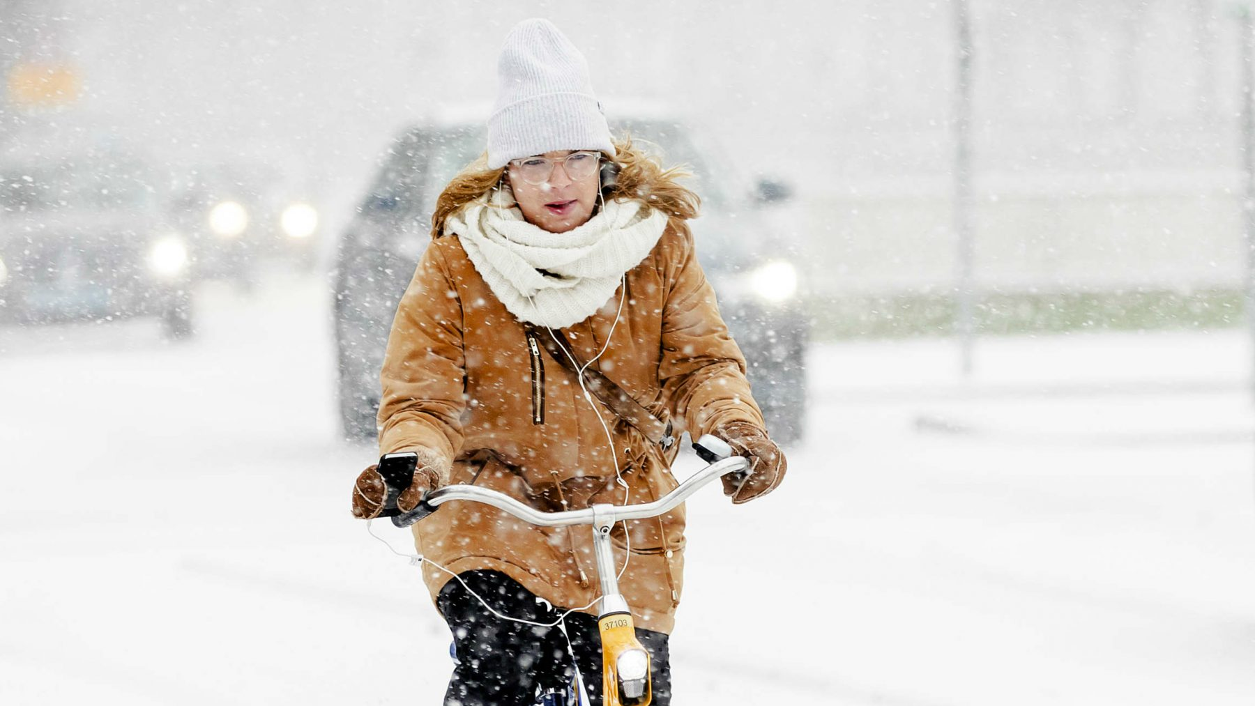 Sneeuw in Drenthe en Groningen: januari tóch nog winters