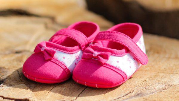 Babyschoenen doodgeboren kinderen registraties