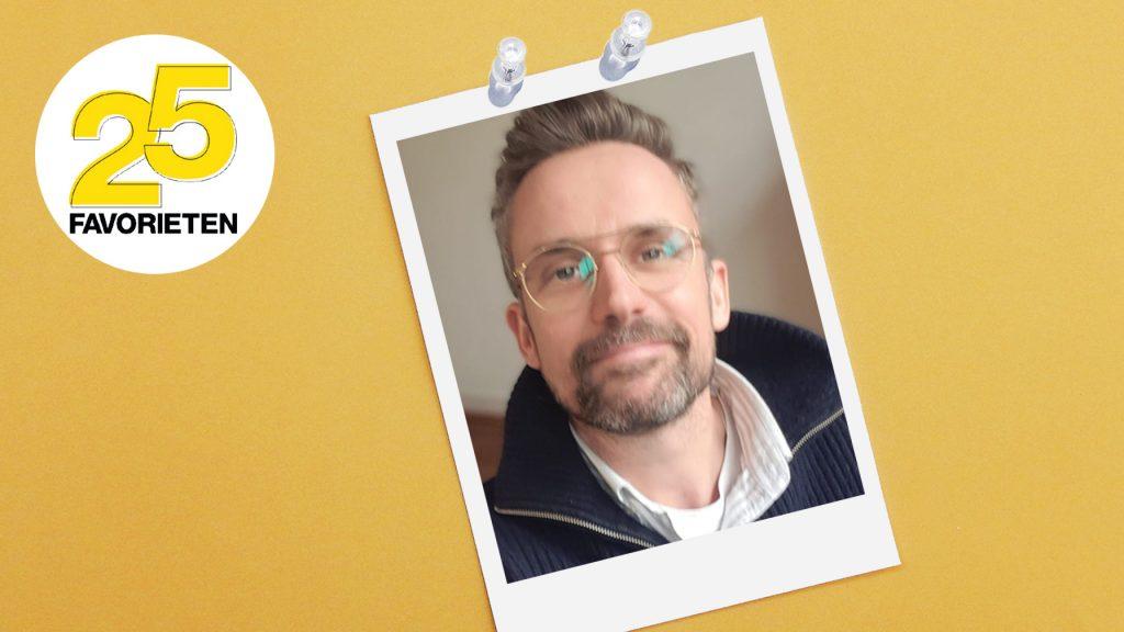 ##25favorieten STILL Patrick Martens