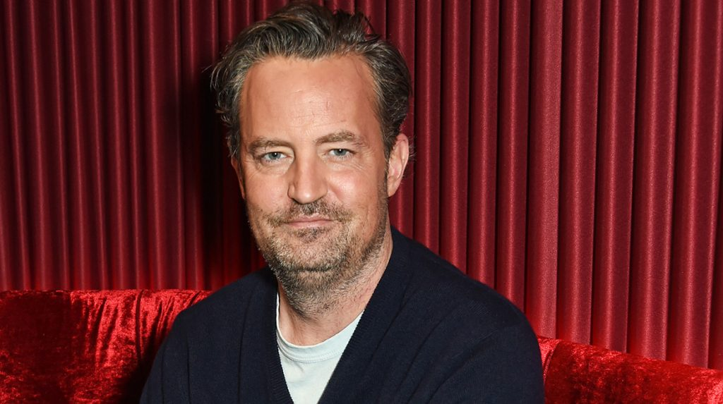 Matthew Perry is laatste Friends acteur op Instagram