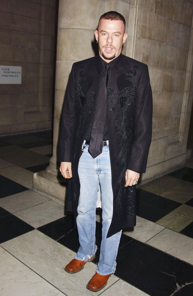 British Fashion Awards 2004