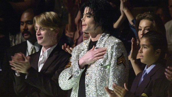 Macauley Culkin over band met Michael Jackson
