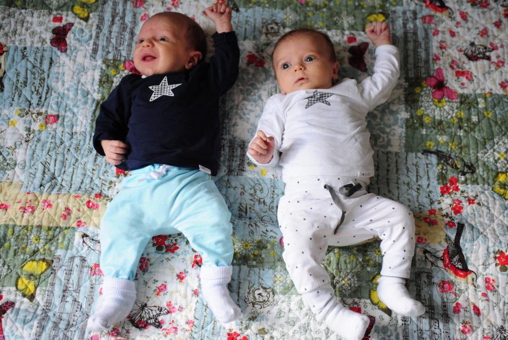Willem en Otis bij eerste ontmoeting