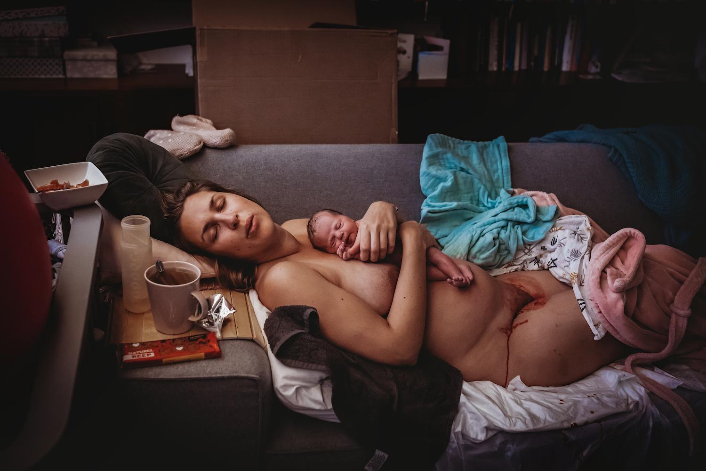Met deze foto won Jessica Vink de fotowedstrijd