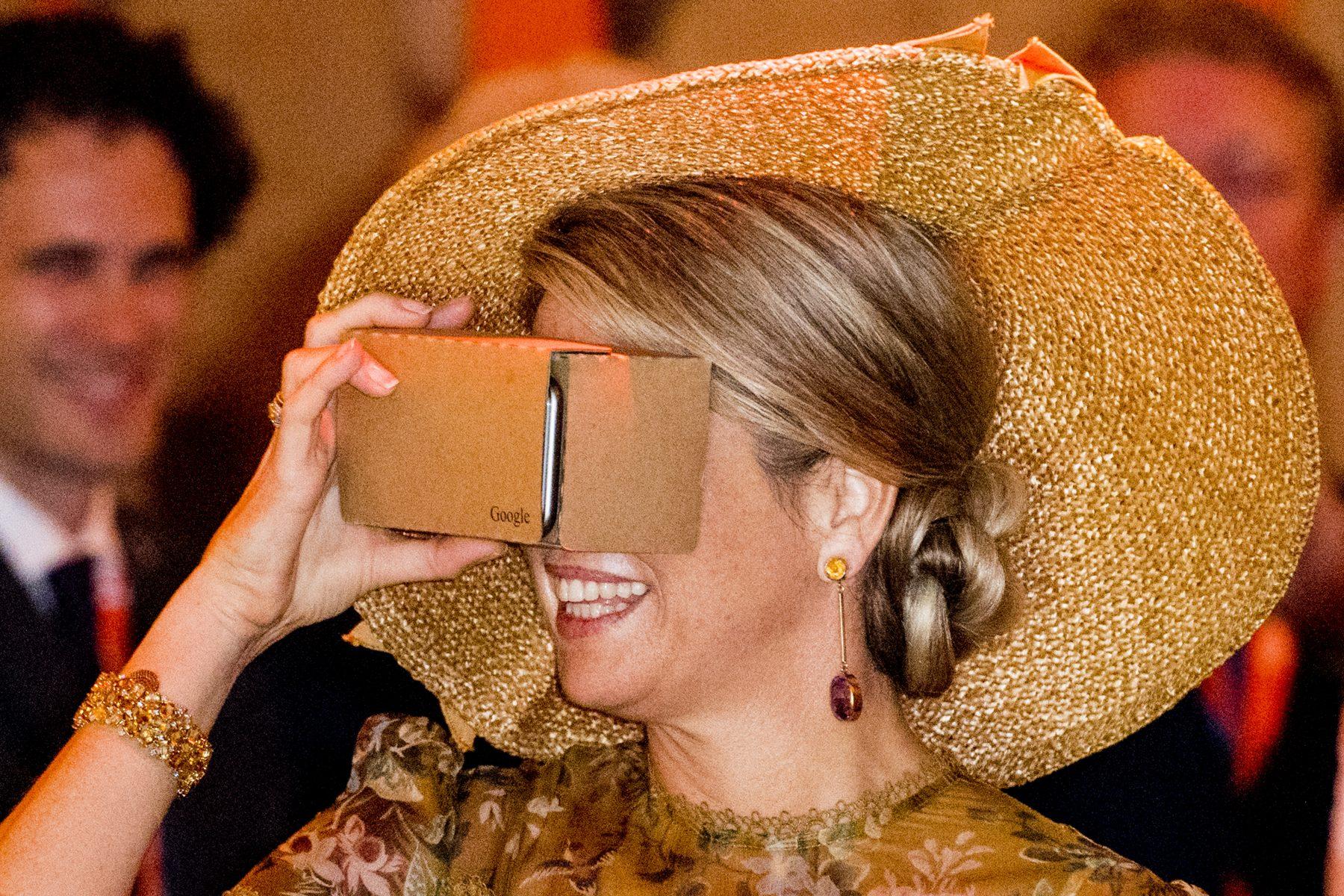 Koninklijke familie heeft ook geheime accounts op social media