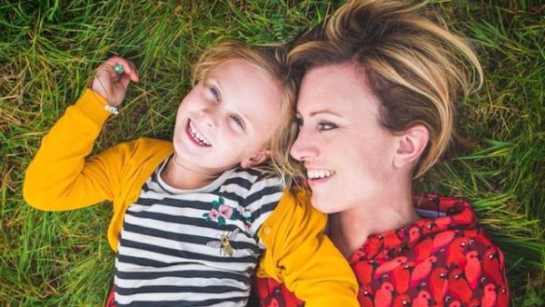 Evelien over haar dochter Pleun met de ziekte van Batten