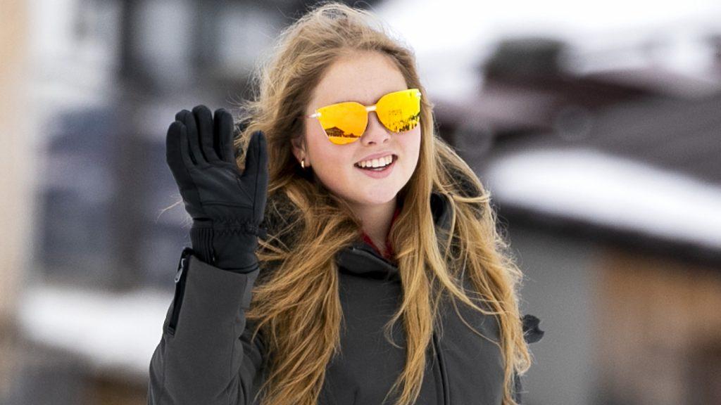 Prinses amalia zonnebril verkoop ashley benson