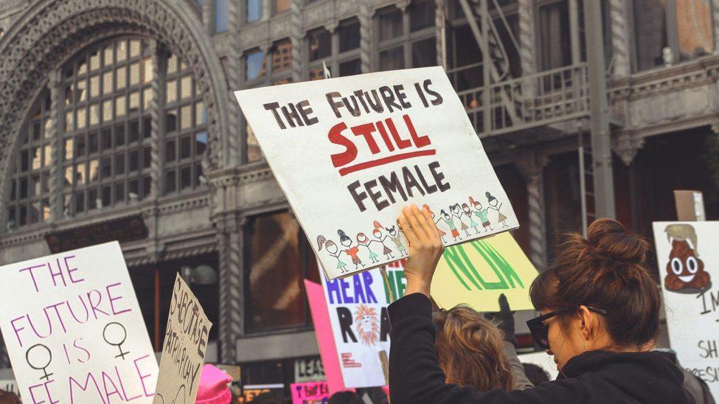 Vrouwen Internationale Vrouwendag Pixabay