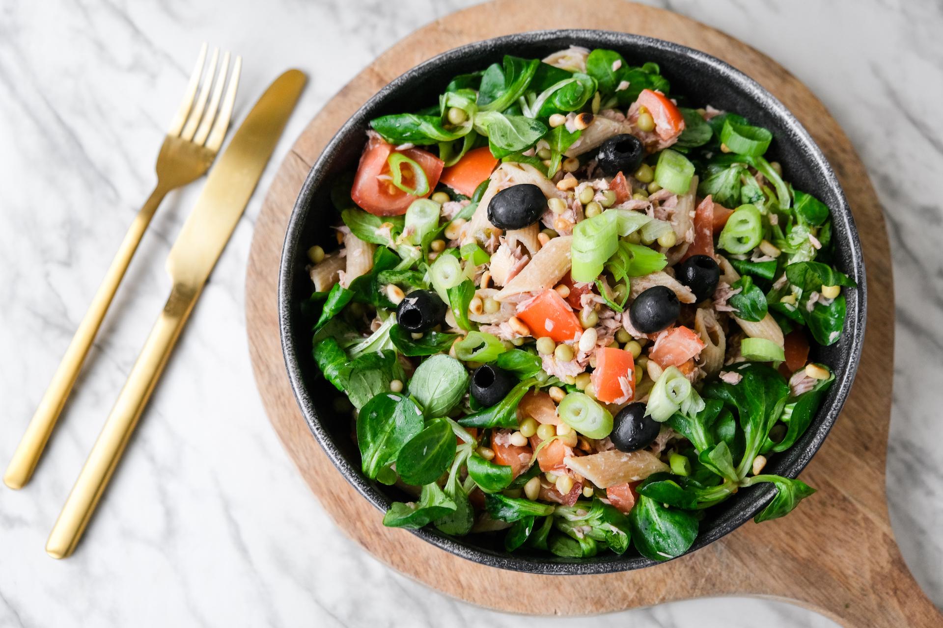 tonijnsalade fitchallenge fitchannel recepten week 3