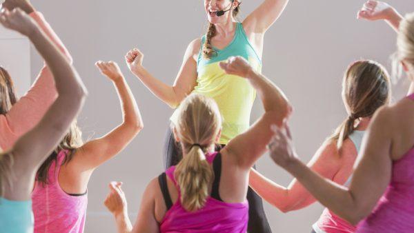 Dansles voor kinderen met verstandelijke beperking is groot succes